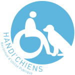 Logo Association Handi'chiens